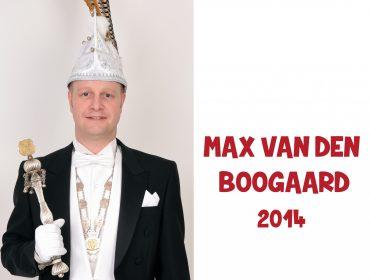 Max van den Boogaard: 2014