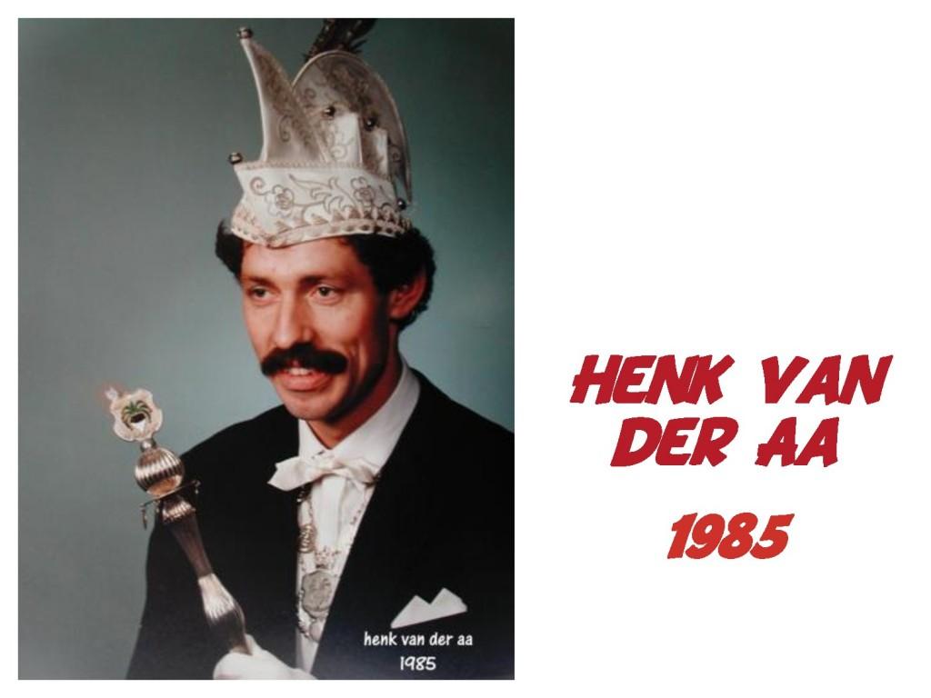 Henk van der Aa