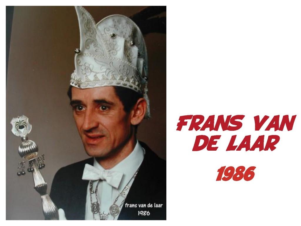 Frans van de Laar