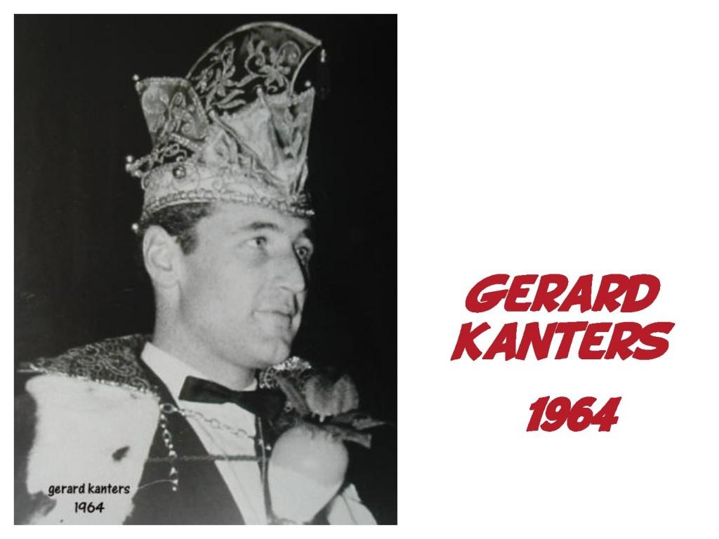 Gerard Kanters: 1964