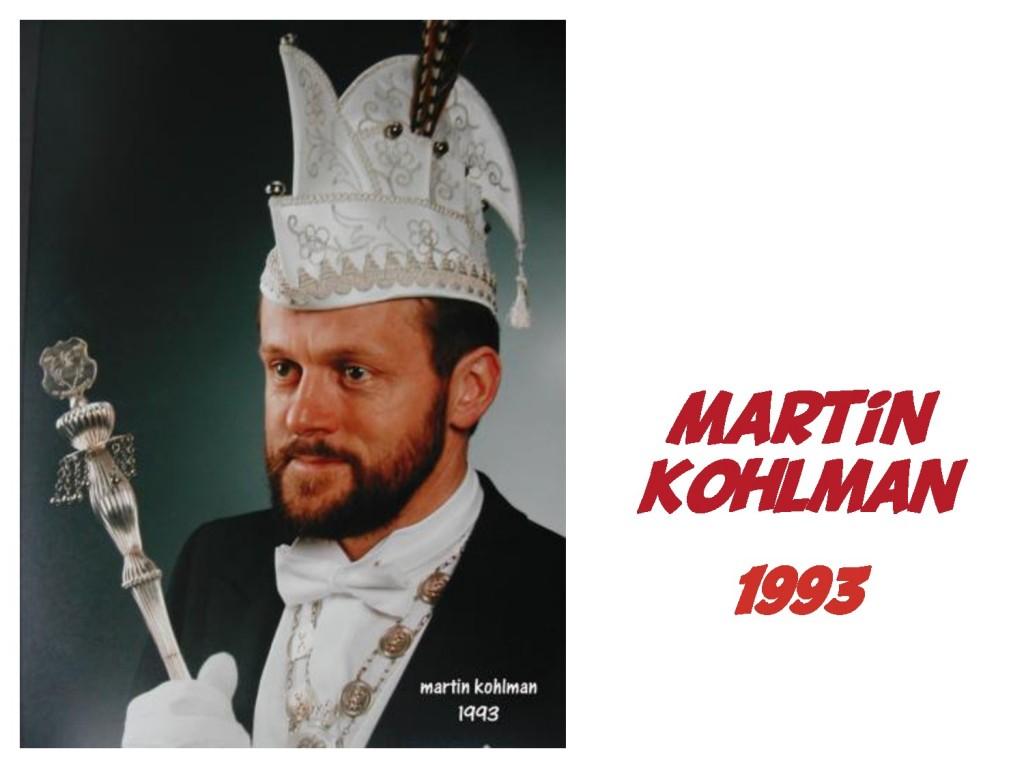 Martin Kohlmann: 1993