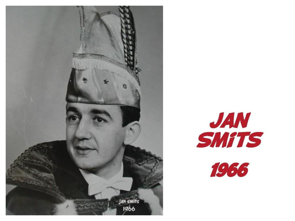 Jan Smits: 1966