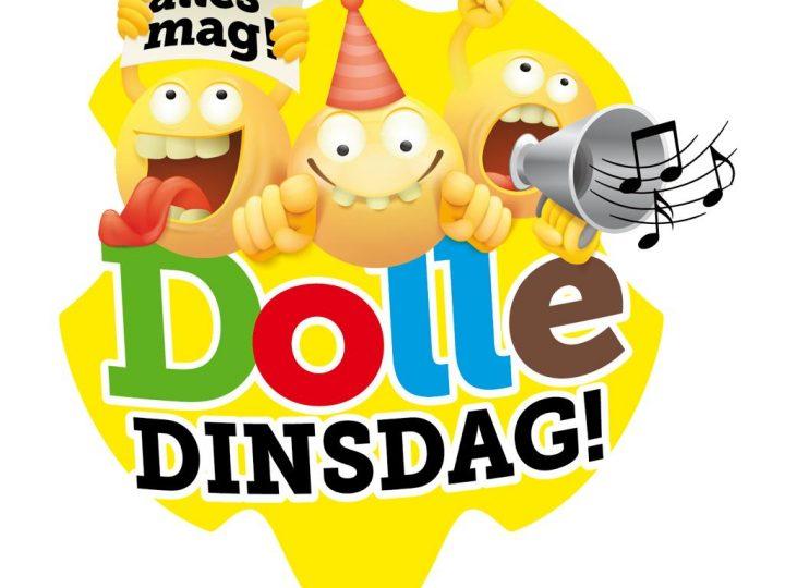 Alles kan op Dolle Dinsdag!!